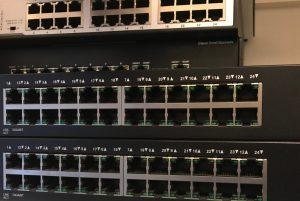 Network-Ports RJ45