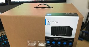 Synology Backup DS1618+